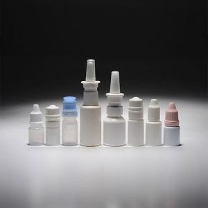 Eyedrop Nasal Spray Bottle